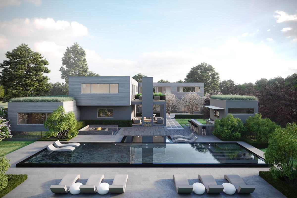 Want A Posh House? Try Out These Designs